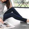 好彈性的面料,讓褲款完美的貼合,不會有鬆垮的狀況。