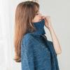 秋冬必備柔軟針織穿出經典秋冬原味,翻領設計點綴細膩織法的嚴選質感