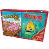 髒小豬遊戲 (66張遊戲牌卡、說明書);大魚吃小魚遊戲 (53張遊戲牌卡、說明書...