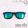 太陽眼鏡 上翻夾片 墨鏡男女通用中性款眼鏡超薄色彩鏡片時尚經典夾片可上翻更能帶出截然不同的風情