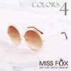 太陽眼鏡 造型眼鏡 復古男女通用中性款眼鏡,復古圓形款,流利線條點綴獨特,瘦小臉明星愛用。