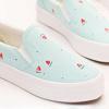 懶人鞋-可愛手繪系列厚底休閒鞋【XH73528】可愛百搭款多款選擇款