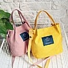 包包磁釦開口,內有1暗袋,有附長背帶,輕巧手提袋置物小物超方便。