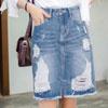 百搭經典的牛仔面料,加入清爽的淺刷色,展現夏日休閒率性風格!