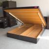 【安全裝置】5*6.2標準雙人(特價品)掀床 6分木心板(耐磨防水防刮)耐磨貼皮
