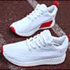 情侶款-織布拼接慢跑休閒鞋(36-43加大碼)【XKA0529】※如加襪請挑選大兩碼較舒適