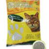 ※膨潤土礦砂,適合單層貓砂盆使用