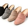 今季正夯!拖鞋式樂福跟鞋人氣登場!一秒套入就能出門的穆勒鞋大受歡迎