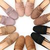 今季正夯!拖鞋式的樂福便鞋人氣登場!一套入就能輕鬆出門的懶人設計大受歡迎