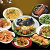 蒲燒鰻及櫻花蝦米糕超大熟草蝦、皮脆肉Q豬腳旗魚燒、蔗香燻肉、麻油雙菇年節團聚一定要喝的烏骨雞湯