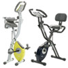 健身車與懶人車二合一10段磁控阻力雙向飛輪雙輪軸順暢靜音皮帶超大座椅舒適椅背折疊收納不佔空間