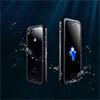 ●2公尺深水中60分鐘 ●超輕薄手機殼防摔、防水、防刮、防塵、防雪