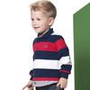 經典條紋系列搭配假2件式造型讓小寶貝帥氣有型