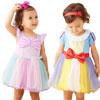 短袖洋裝 女童童話公主洋裝 S77020 AIB小舖