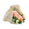 新鮮海蝦,脆彈鮮美蝦仁,極鮮爆汁的口感,配上獨特內餡,讓您品嚐高品質口味的魅力!