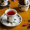 【伯爵紅茶+法式焦糖紅茶+玫果茶】5入*每款3袋/盒【加贈英式白瓷杯盤組】