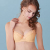 ◆三倍彈力棉罩杯,親膚透氣加倍舒適◆輕型水袋減重1/2,展現迷人胸型