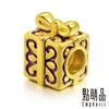 準備驚喜好禮 給值得的你/妳商品材質:足金黃金總重量:共約0.046兩