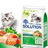 適合1~7歲成貓/挑嘴配方 獨特天然纖維素,排除毛球 完整比例O3 / O6維護泌尿道健康