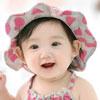 品牌正品,質感佳,品質保証(48碼6-12M)(50碼-12-24M)2017最新款~水果寶寶帽