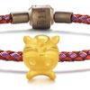 純金串珠 生肖祝福 馬到成功串珠材質:純金黃金總重量:共約0.044兩