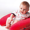 ●可做餵乳的授乳枕.舒緩餵奶時肩膀及腳的痠痛●可當產前的護腰靠枕.墊腳枕或坐墊及側睡腹枕