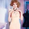 ◆胸部V型立體雙層剪裁,增加服貼度。◆腹部雙層加壓(280D+280D),雕塑腹部線條。