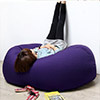 ●輕量型多用途懶人沙發●無骨架設計調整角度更容易●不論坐臥躺都好服貼好舒適