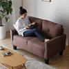 每一天的煩惱疲憊,坐在這寬大舒適的沙發時都消失殆盡,一個優雅愜意的閱讀角落讓一天的生活更美好