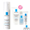 針對亞洲敏感性膚質研發之清爽調理乳液質地輕盈不黏膩長效保濕同時具修護皮膚功效,提升皮膚防禦力