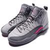 510815029 Vivid Pink 皮革鞋面 飛人 喬丹 12代女孩球鞋穿搭