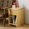 家具★簡約設計營造無印風格★插座設計充電更便利★床邊桌或客廳邊桌都很適合