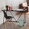★工業風設計 ★打造舒適的風格 ★色系及鐵腳的搭配 ★桌板厚15mm桌面更有防水效果