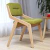 簡約木作感的工作椅,樸實卻又引人注目,一張椅子不僅可作為工作椅、餐椅更可當成展示品。