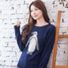 【UFUFU GIRL】縮口設計x羊毛材質更加保暖,讓暖暖企鵝陪你過冬!