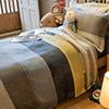 100%木漿纖維超強吸濕性透氣涼爽防靜電高品質睡眠保證極親膚舒適 柔軟如絲綢般的觸感