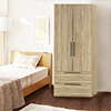 簡約時尚衣櫃,北歐質感,是打造高貴家居的首選。
