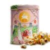 ●精選圓潤紮實玉米粒●上等椰子油、美國優質糖品、生機天然海鹽●精緻鐵盒包裝 送禮自用兩相宜