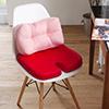 靠枕 腰枕 椅子久坐救星減輕壓力矯正坐姿