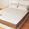 優質經濟款蜂巢式獨立筒床墊蜂巢排列獨立筒增量10%直逼663顆睡感軟硬適中良品推薦
