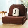 ●可愛卡通感多功用和式小沙發●童趣粉嫩系色彩讓居加活潑感UP●椅背多段式調節讓使用方式更多變
