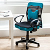 椅子 辦公椅台灣製造★透氣款式、贈可拆式腰墊★超厚高5-6cm密度坐墊
