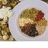 五穀綜合果仁500G大包裝(全素)多種豆類和堅果加上葡萄乾,讓口味吃起來不單調,又健康十足