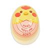 和蛋一起放入滾水中,方便辨識蛋黃煮熟的程度