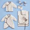 ‧天然有機棉素材‧台灣生產製造‧專為新生兒設計‧送禮、自用兩相宜