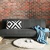 ◆三段式調節簡約舒適沙發床◆沉穩大地色系,風格素雅好搭◆沙發床兩用功能,使空間增加變化性