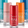 國際知名平價彩妝品牌33色繽紛亮相色彩明亮飽和