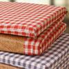 床墊三折設計,輕鬆收納天然纖維韌性強,不易斷裂內層直立透氣棉不易變形