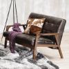 橡膠木實木優麗坦耐磨.耐水塗裝高級乳膠透氣皮+高密度泡棉