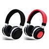 TSAO-52 耳罩式 藍牙 無線 耳機 內建麥克風 可免持通話 紅/黑 可選
